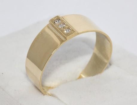 Prsten s kameny