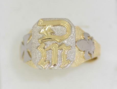 Pečetní prsten zednářský