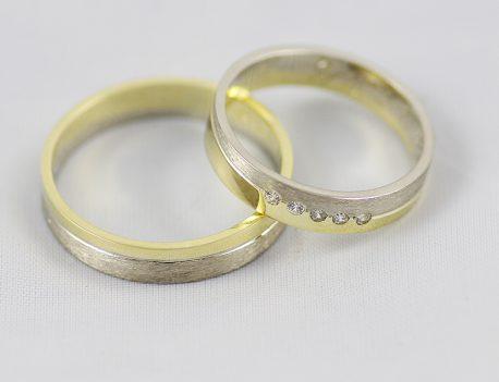 Snubní prsteny v elegance