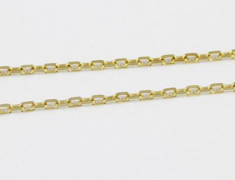 Zlatý řetěz pilovaný